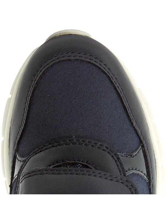 Geox Geox Sneakersy J Sukie G. B J743GB 0AU54 C4002 Granatowy