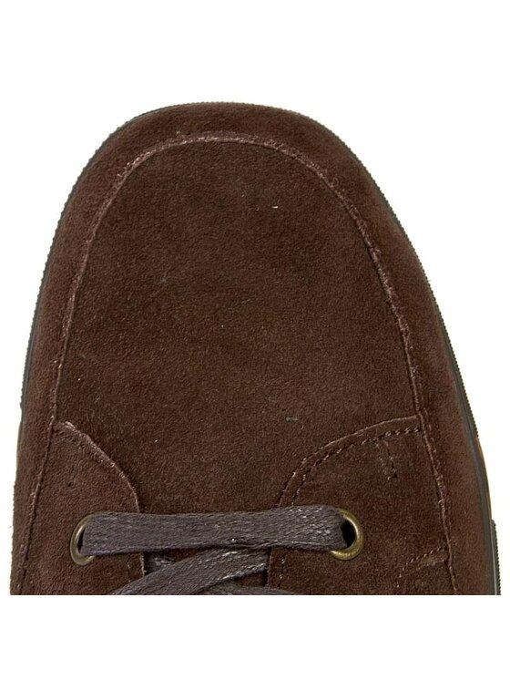 Armani Jeans Armani Jeans Półbuty Z6540 45 17 Brązowy