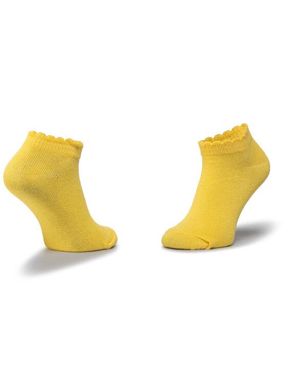 Mayoral Mayoral Sada 3 párů dětských nízkých ponožek 10788 Barevná