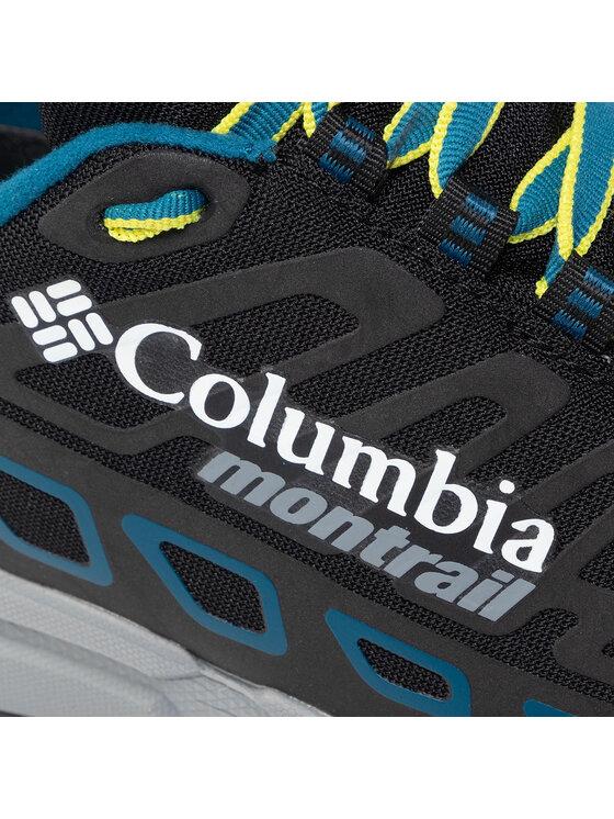 Columbia Columbia Chaussures Bajada III Winter BM5313 Noir