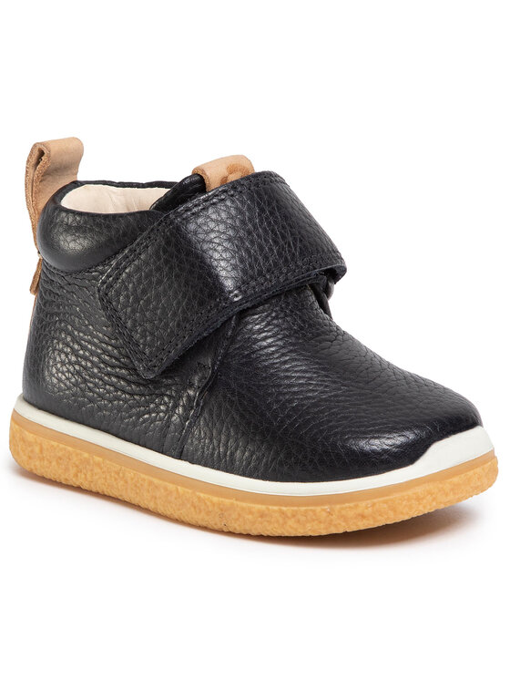ECCO Auliniai batai Crepetray Mini 75342101303 Tamsiai mėlyna