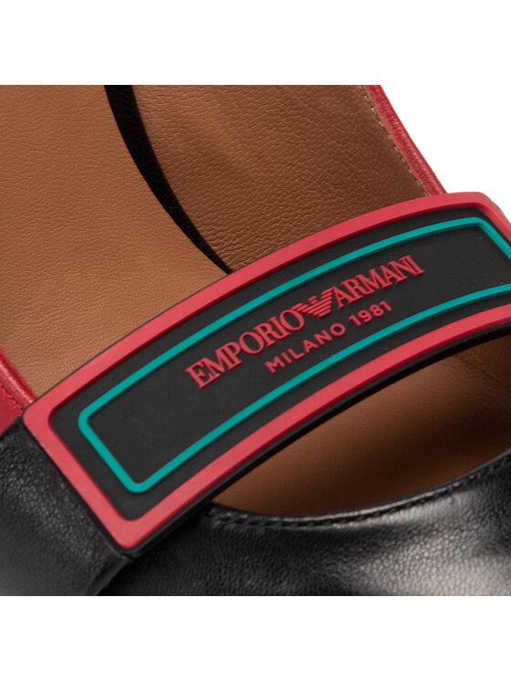 Emporio Armani Emporio Armani High Heels X3E366 XF348 R596 Rot