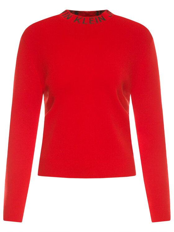 Calvin Klein Jeans Calvin Klein Jeans Ζιβάγκο J20J212958 Κόκκινο Regular Fit