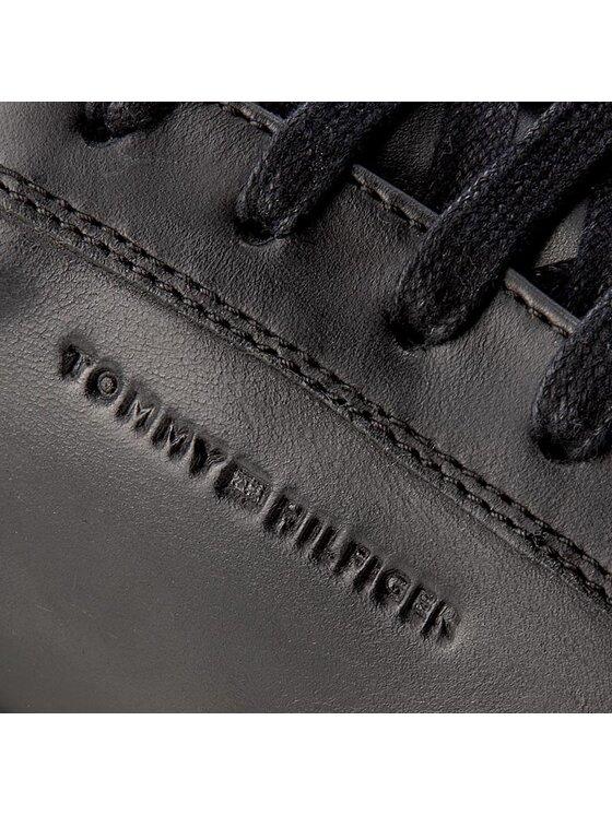 Tommy Hilfiger Tommy Hilfiger Sneakers Charlton 1A FM0FM00616 Nero