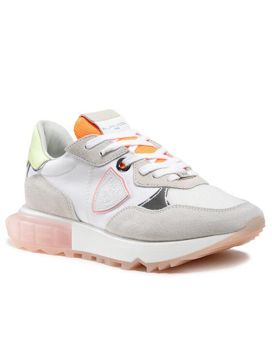 Philippe Model Laisvalaikio batai La Rue Low W LRLD WN02 Smėlio