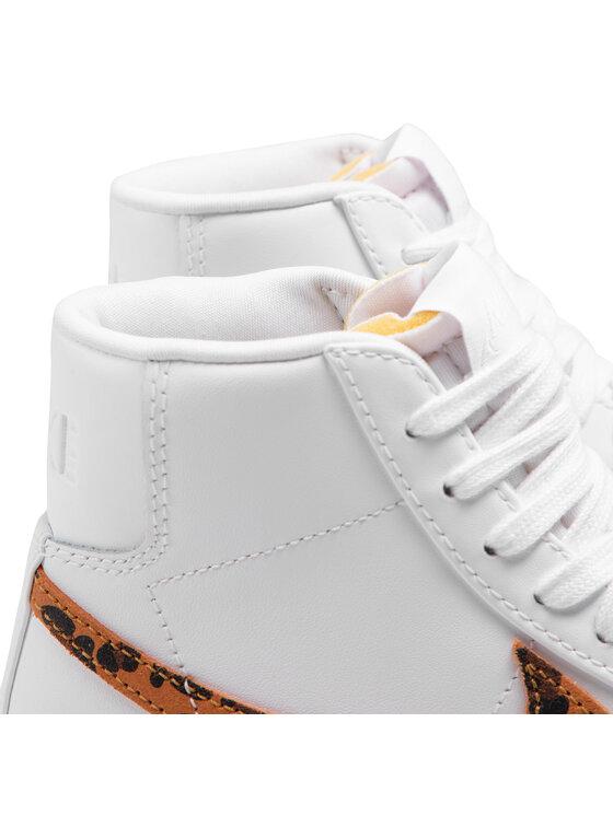 Nike Nike Buty Blazer Mid '77 Se DA8736 101 Biały