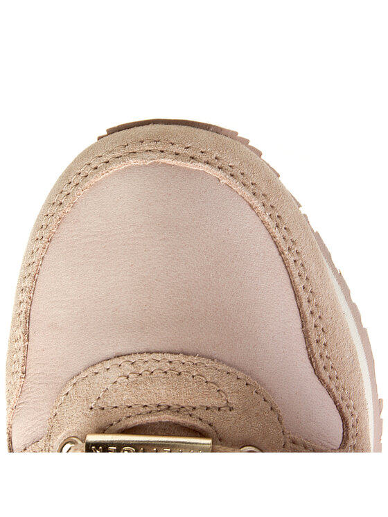 Tommy Hilfiger Tommy Hilfiger Sneakers Maxine 1A FW56818769 Rose