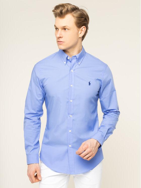 Polo Ralph Lauren Polo Ralph Lauren Ing 710737080 Kék Regular Fit