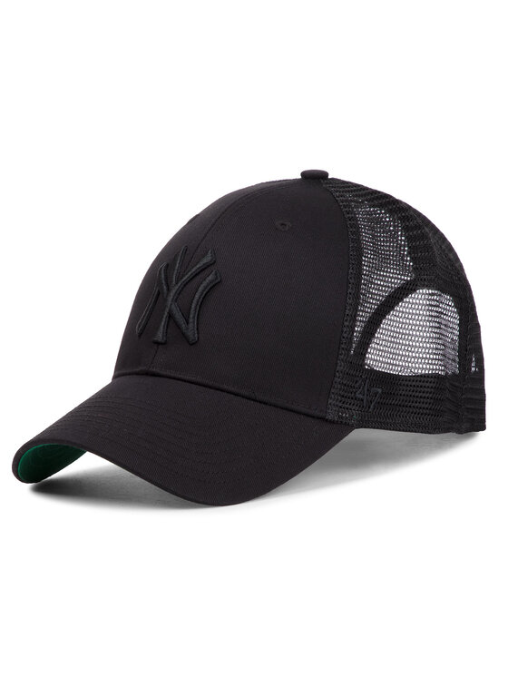 47 Brand Kepurė su snapeliu New York Yankees B-BRANS17CTP-BKB Juoda