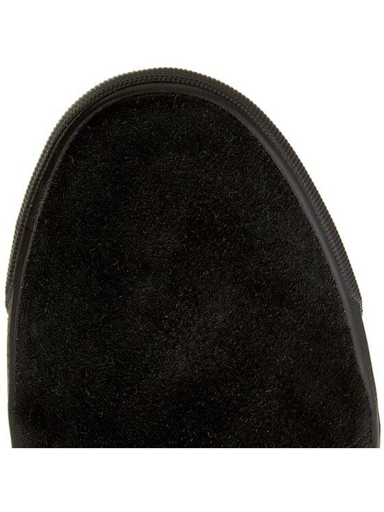 Tommy Hilfiger Tommy Hilfiger Sneakers aus Stoff DENIM Nylon 9C1 EN56821880 Schwarz