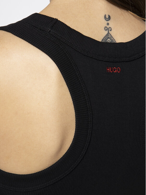 Hugo Hugo Top Difine 50426050 Černá Slim Fit