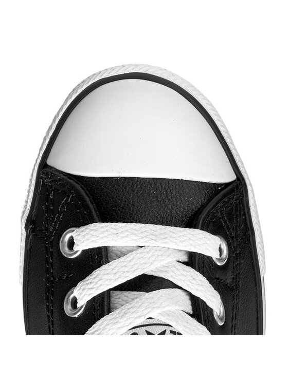Converse Converse Trampki Ct Ballet Slip 549616C Czarny