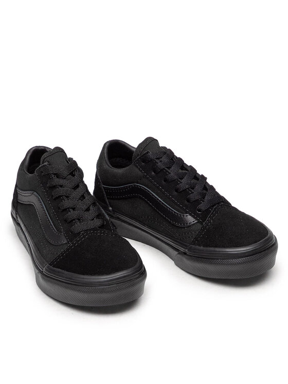 Vans Vans Πάνινα παπούτσια Old Skool VN000W9TENR Μαύρο