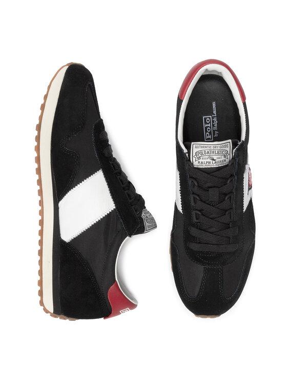 Polo Ralph Lauren Polo Ralph Lauren Sneakersy Train 90 809736258006 Černá