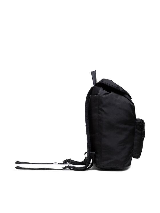 Tommy Jeans Tommy Jeans Plecak Tjm Heritage Flap Backpack AM0AM07600 Czarny