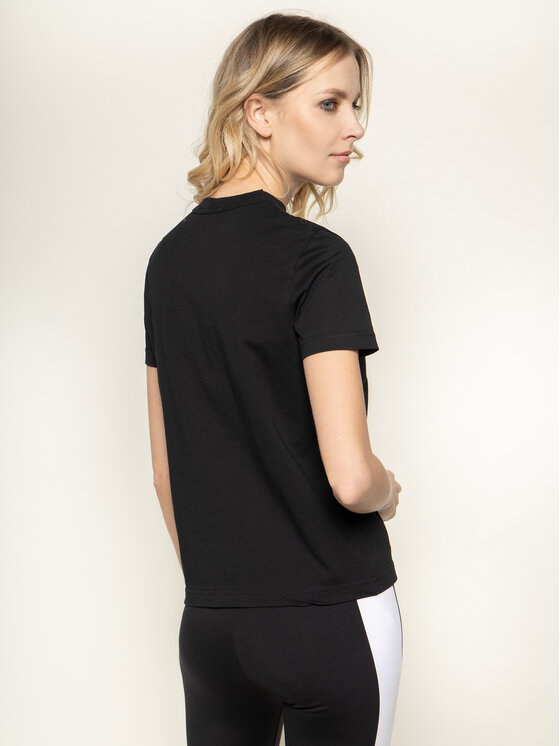 Versace Jeans Couture Versace Jeans Couture T-Shirt B2HVA7X0 Czarny Regular Fit