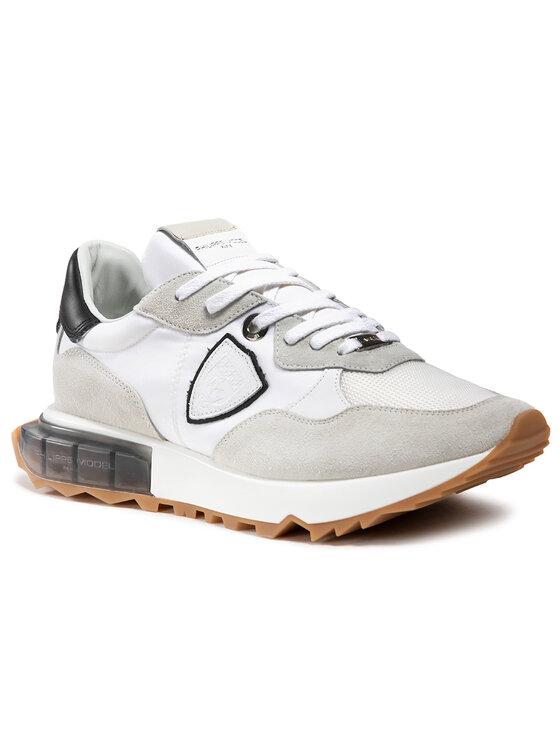 Philippe Model Laisvalaikio batai La Rue Low LRLU W001 Balta