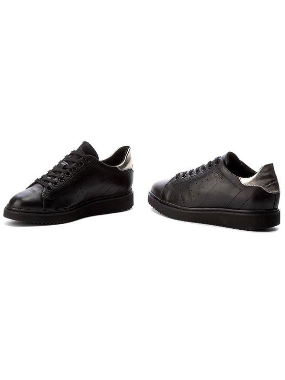 Geox Geox Sneakersy D Thymar A D724BA 00085 C9996 Čierna