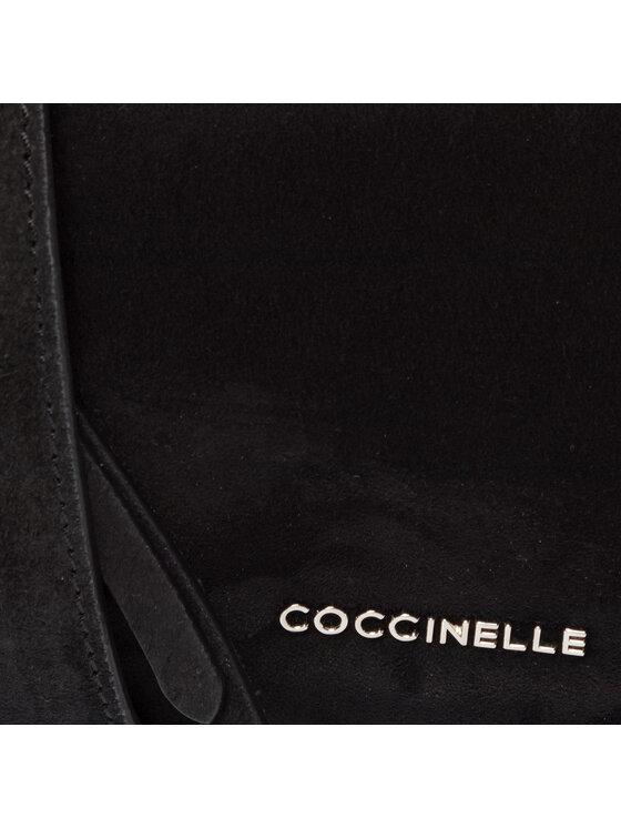 Coccinelle Coccinelle Torebka FBH Twiga Suede E1 FHB 15 01 01 Czarny