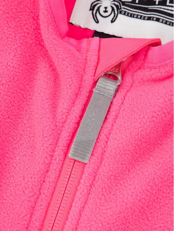 Spyder Spyder Spodnie narciarskie Sparkle 195106 Różowy Regular Fit