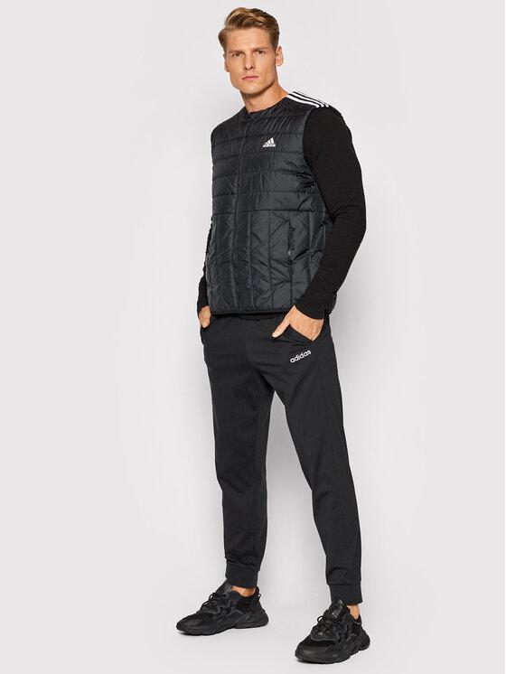 adidas adidas Kamizelka Itavic GT1673 Czarny Slim Fit