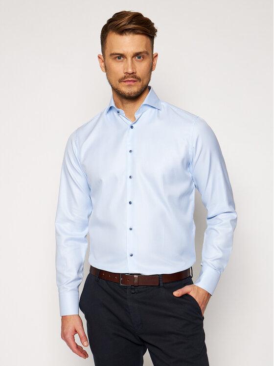 Stenströms Marškiniai 6 841 112 345 Mėlyna Slim Fit