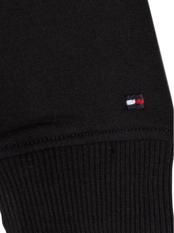 Tommy Hilfiger Tommy Hilfiger Bluza Essential KB0KB05796 M Czarny Regular Fit