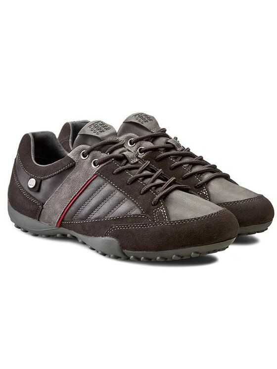 Geox Geox Sneakers U Snake B U5407B 022PT C6372 Braun