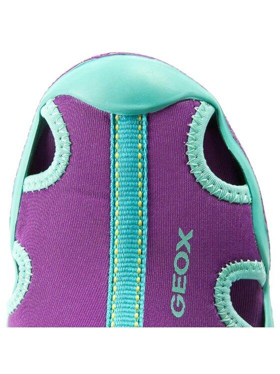 Geox Geox Sandale J Wader G. A J5208A 01550 C8123 D Violet