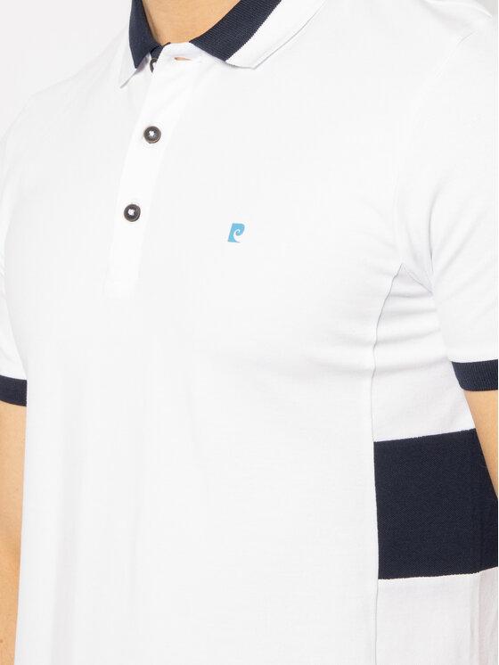 Pierre Cardin Pierre Cardin Polo 52324/1245/1000 Blanc Regular Fit
