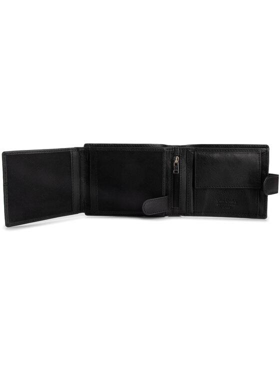 Pierre Cardin Pierre Cardin Nagyméretű férfi pénztárca Tilak06 324A Rfid Fekete