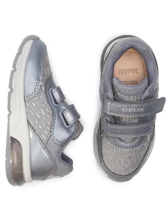 Geox Geox Sneakersy J Spaceclub G.B J948VB 0DHAJ C9002 M Szary
