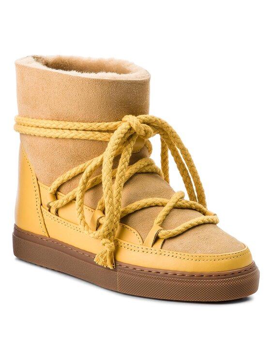 Inuikii Batai Sneaker Classic 70202-5 Geltona