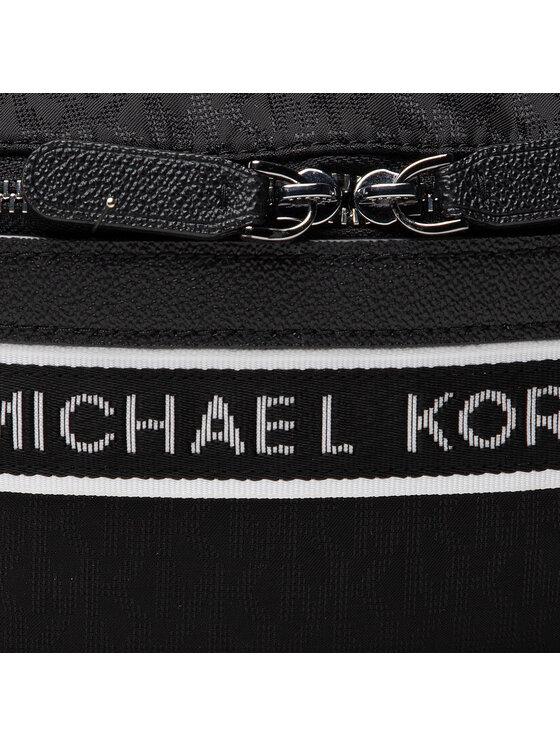 MICHAEL Michael Kors MICHAEL Michael Kors Saszetka nerka Kent Sport 33F1LKSC1B Czarny
