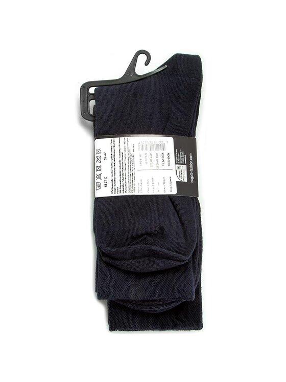 Bugatti Bugatti Vyriškų ilgų kojinių komplektas (2 poros) 6827C