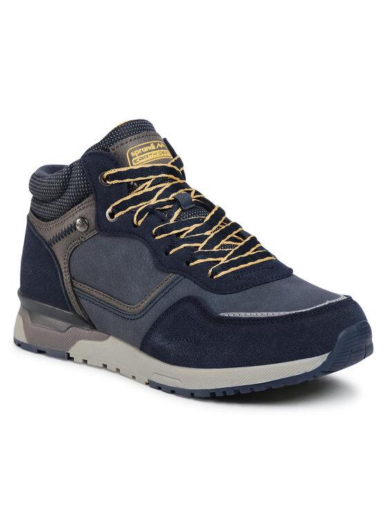 Sprandi Auliniai batai BP07-91336-01 Tamsiai mėlyna