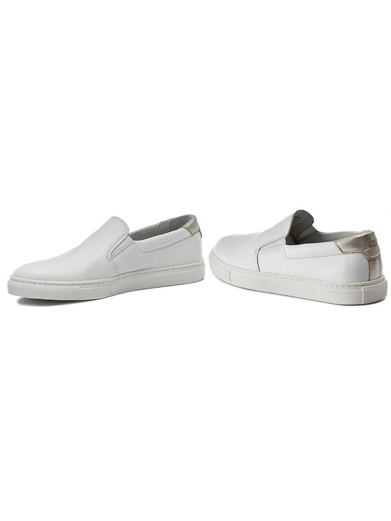 Tommy Hilfiger Tommy Hilfiger Sneakers aus Stoff Tina 15A1 FW0FW00967 Weiß