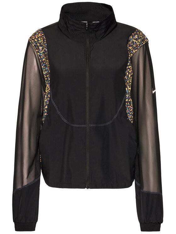 Nike Nike Bunda pro přechodné období Icon Clash CJ2433 Černá Standard Fit