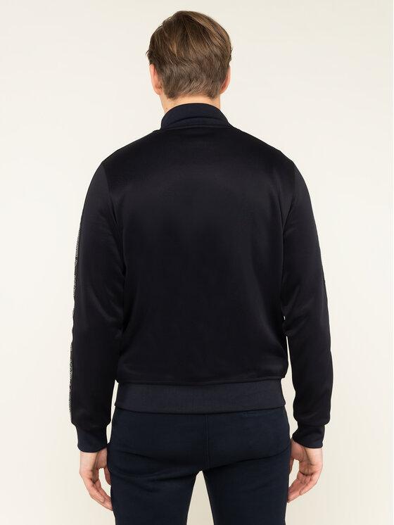 KARL LAGERFELD KARL LAGERFELD Sweatshirt Sweat Zip 705029 592909 Dunkelblau Regular Fit