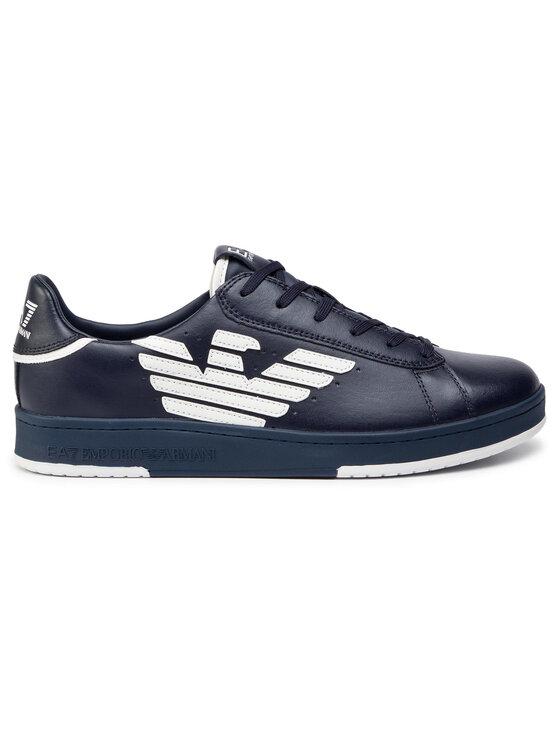 EA7 Emporio Armani EA7 Emporio Armani Sneakers X8X043 XK075 A138 Bleu marine