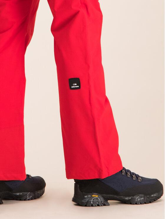Eider Eider Spodnie narciarskie Edge EIV4794 Czerwony Active Fit