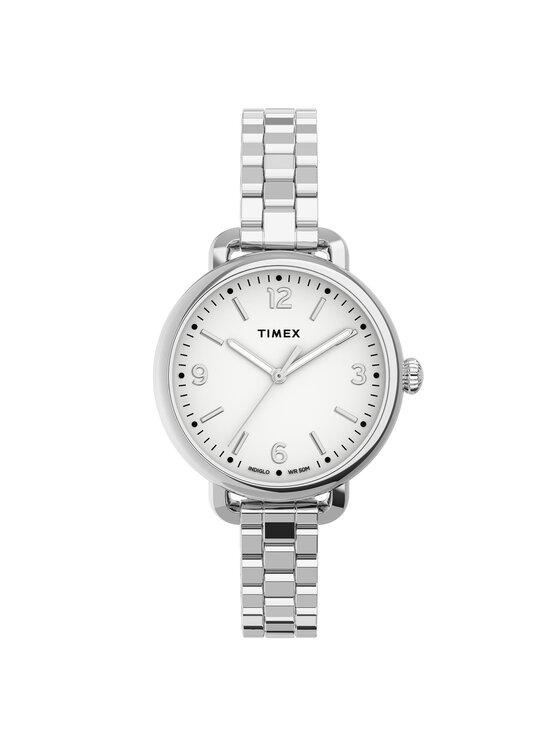 Timex Laikrodis Standard Demi TW2U60300 Sidabrinė
