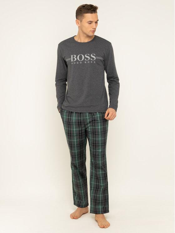 Boss Boss Pižama Urban Long Set 50420208 Spalvota