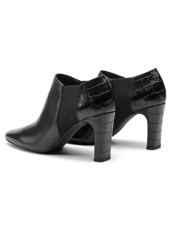 Geox Geox Κλειστά παπούτσια D Vivyanne H. C D849SC 0436Y C9999 Μαύρο