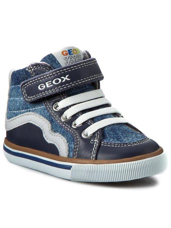 Geox Geox Félcipő B Kiwi B. C B62A7C 01385 C4381 Sötétkék