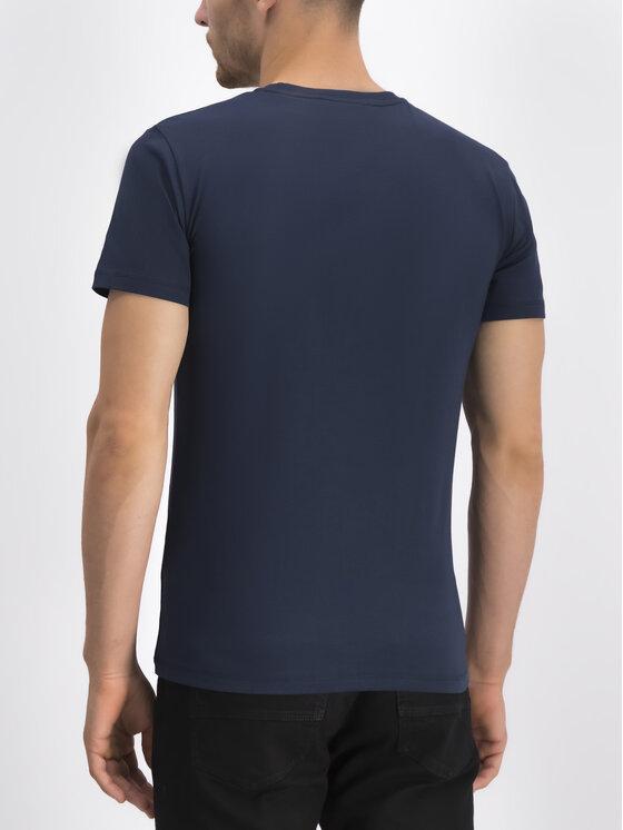 Trussardi Trussardi T-shirt 52T00284 Blu scuro Regular Fit