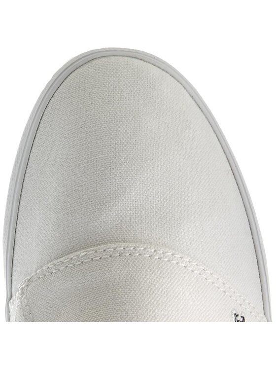 Lacoste Lacoste Sneakers aus Stoff Marice 217 2 CAW 7-33CAW1080001 Weiß