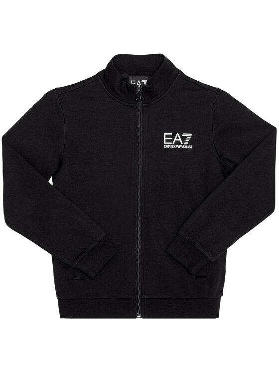 EA7 Emporio Armani EA7 Emporio Armani Dres 6HBV51 BJ05Z 1200 Czarny Regular Fit