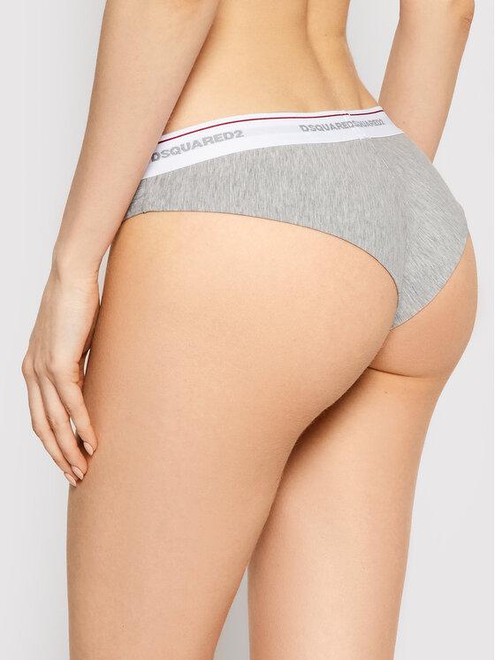Dsquared2 Underwear Dsquared2 Underwear Σλιπ κλασικά D8LL12920 Γκρι