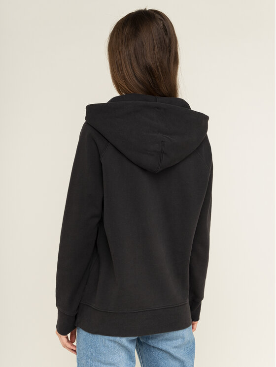 Levi's® Levi's® Bluză Graphic Sport Hoodie Meteorite 35946-0144 Negru Regular Fit
